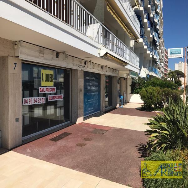 Vente Immobilier Professionnel Murs commerciaux Juan les Pins 06160